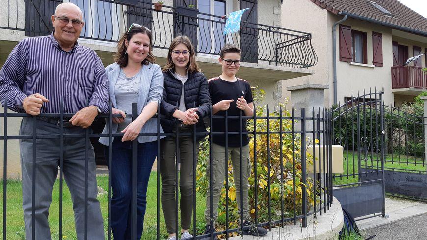 Gilbert, Christel, Alice et Robin : la finale Brive - Bayonne anime le quartier !