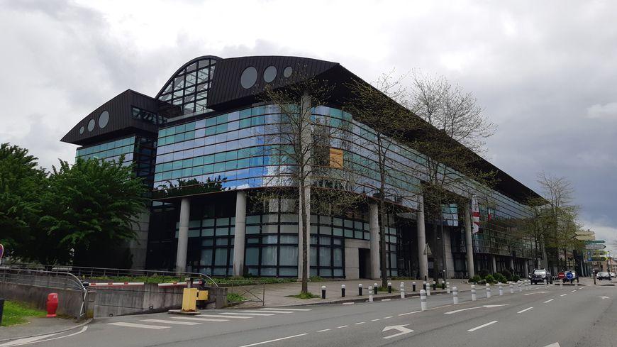 Le siège de l'agglomération de Montbéliard
