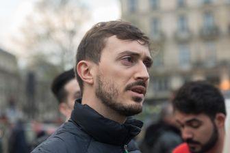 Joël Deumier, coprésident de SOS homophobie
