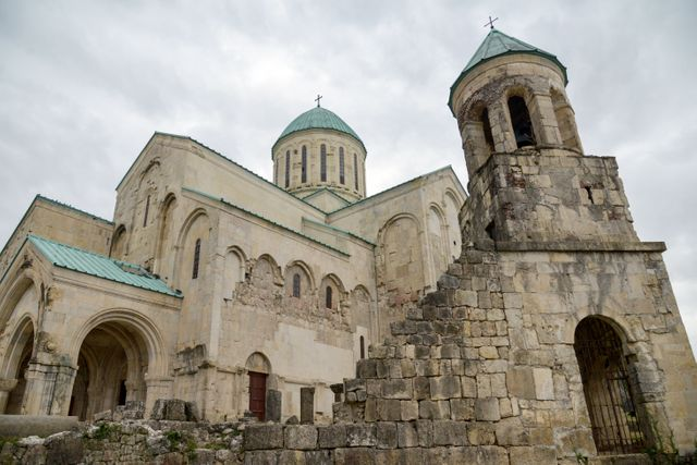 La cathédrale de Bagrati en 2018