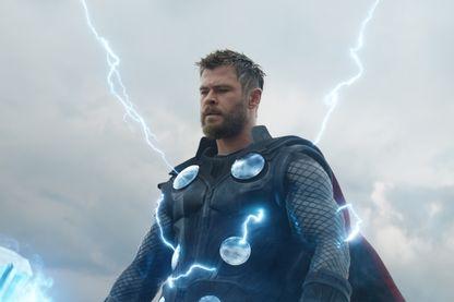 """Chris Hemsworth dans """"Avengers: Endgame"""""""