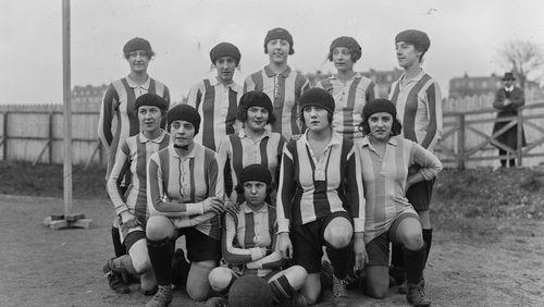 Épisode 7 : Fémina sport, premier âge d'or