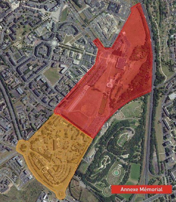 Restriction de circulation autour du Mémorial de Caen le 6 juin prochain