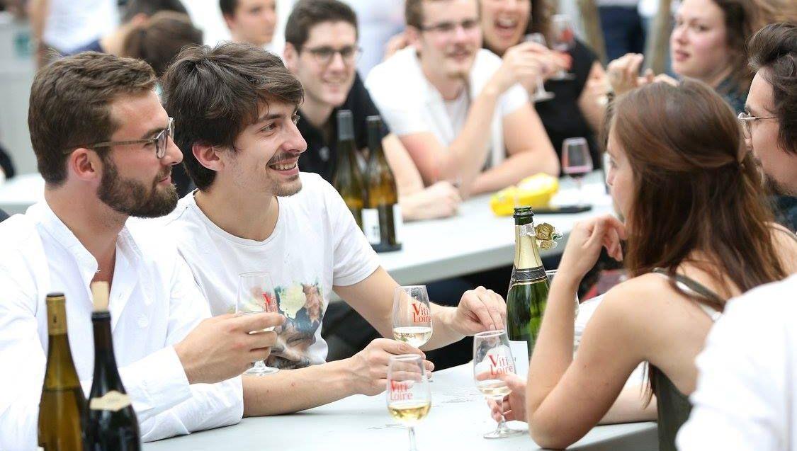 Tours : 35.000 amateurs de vins ligériens attendus à Vitiloire