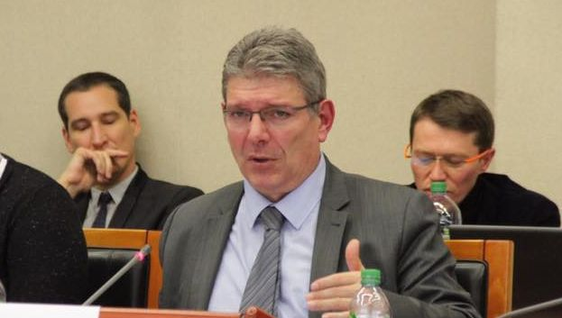 Bruno Faure demande en vain un état des lieux de l'accidentologie dans chaque département