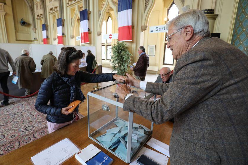 Elections européennes :nette hausse de la participation en France