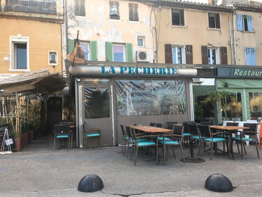 Le restaurant La Pêcherie, où a été retrouvé Cédric Mahieu, après six mois de cavale