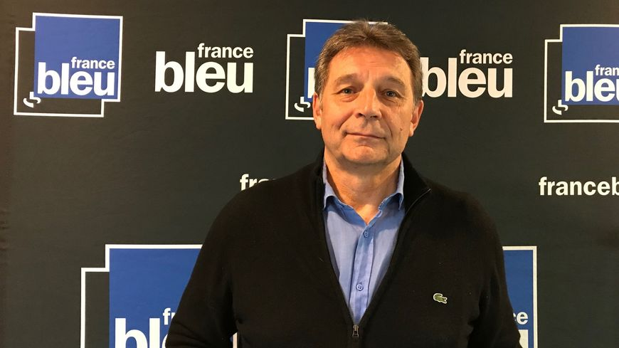 Le président du SCBVG, Roger Paour, invité de France Bleu ce jeudi matin.