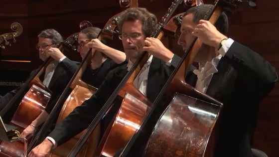 L'Orchestre national de France joue Wagner, avec Anne Petersen