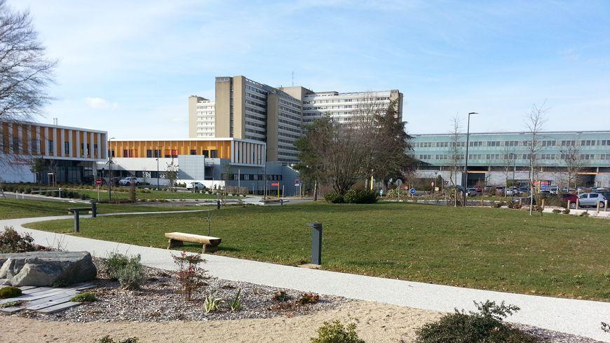 le CHU de Poitiers