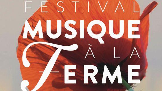 Festival Musique à la ferme