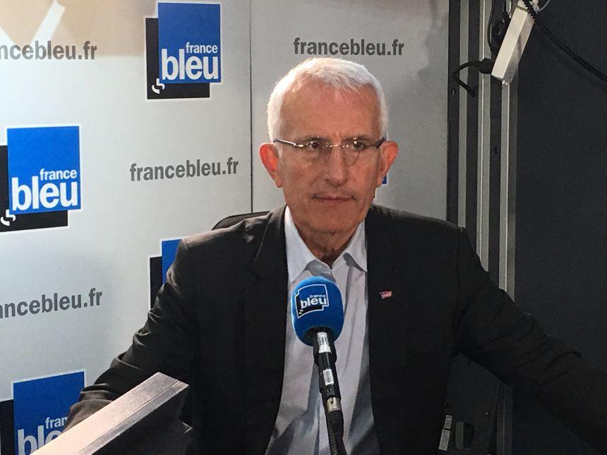 Guillaume Pepy PDG de la SNCF