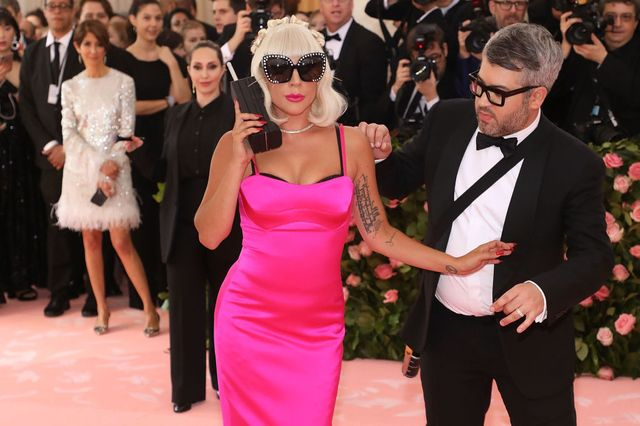 Lady Gaga s'est changée une nouvelle fois au gala du Met 2019 à New York