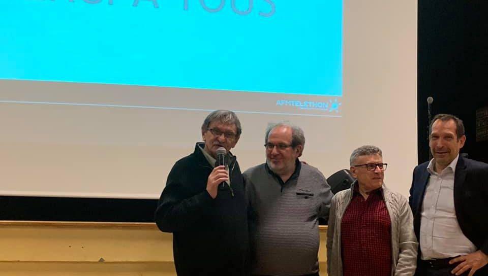 Un nouveau coordinateur pour le Téléthon d'Indre-et-Loire