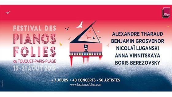 Festival des Pianos Folies du Touquet-Paris-Plage