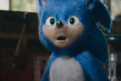 La nouvelle allure de Sonic n'a pas plu aux internautes sur les réseaux sociaux