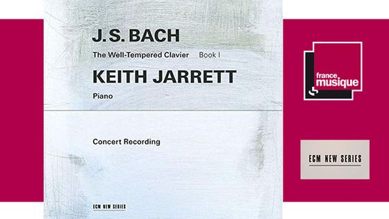 The Well-Temperated Clavier Book I - Keith Jarrett