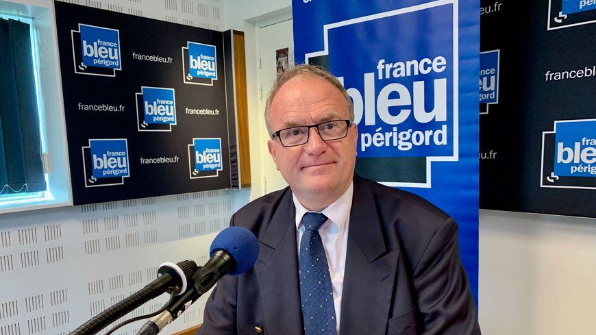 Frédéric Gojard sera candidat aux municipales à Périgueux en 2020