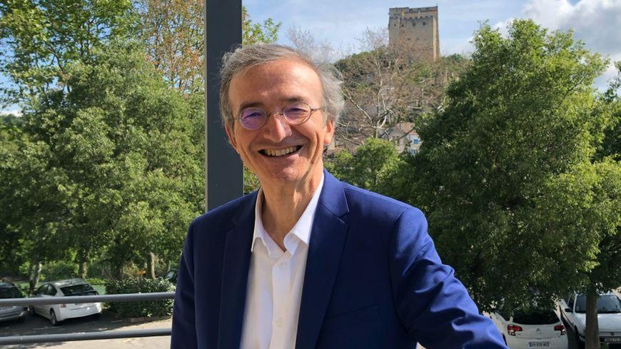 Hervé Mariton, maire de Crest