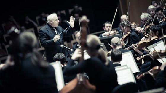 L'Orchestre National de Lyon dirigé par Leonard Statkin