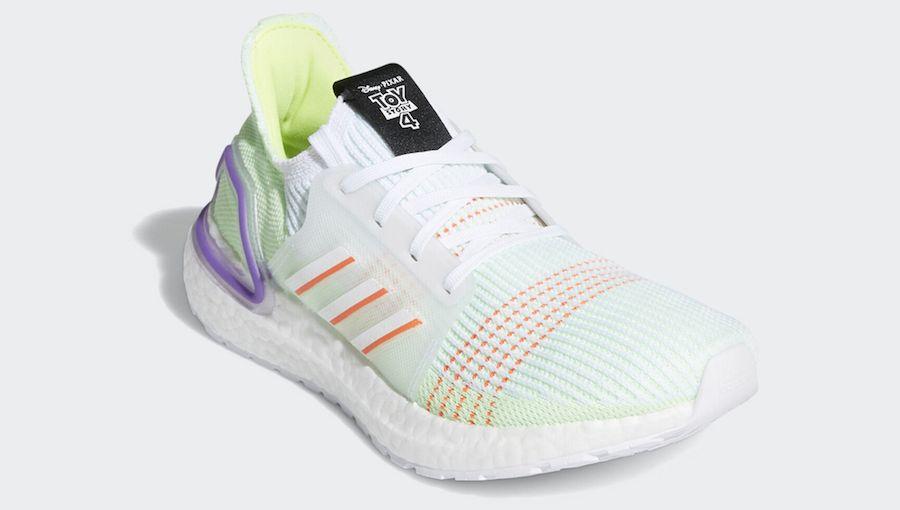 Adidas sort une Ultraboost Buzz L'Eclair aux couleurs