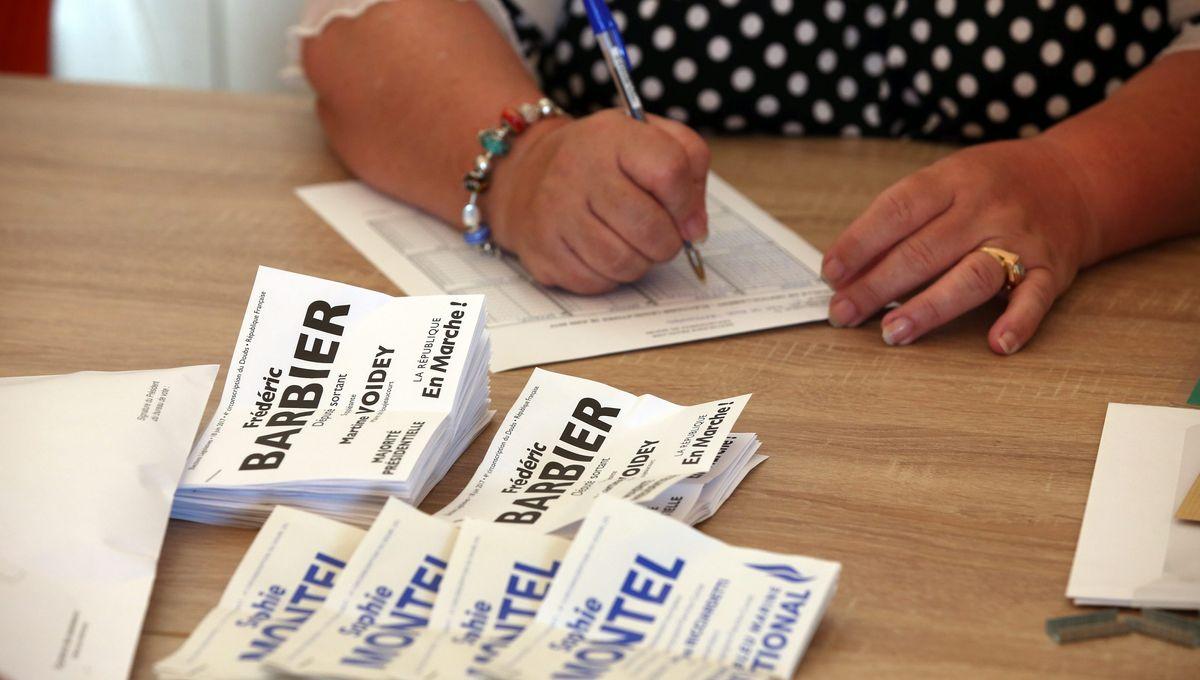 A Tours, 15.000 électeurs iront voter sans leur carte ce dimanche