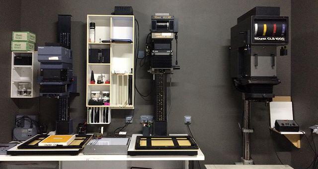 Le nouveau labo à Bagnolet