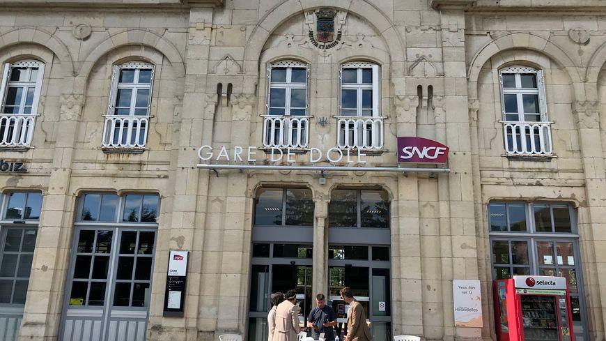 Une pétition est en ligne pour défendre la gare de Dole.