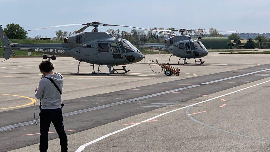 La Permanence Opérationnelle Hélicoptère