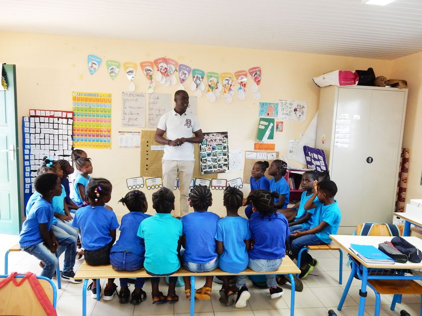 Ecole de la confiance, un défi pour la Guyane