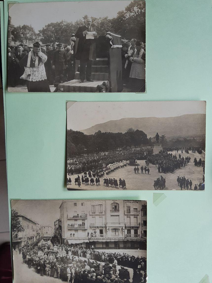 126 personnes sont mortes dans la tragédie de la salle Sainte-Madeleine à Valence, le 1er juin 1919.