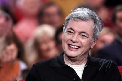 """Yves Le Rolland, producteur historique des """"Guignols"""" de Canal+, et auteur."""