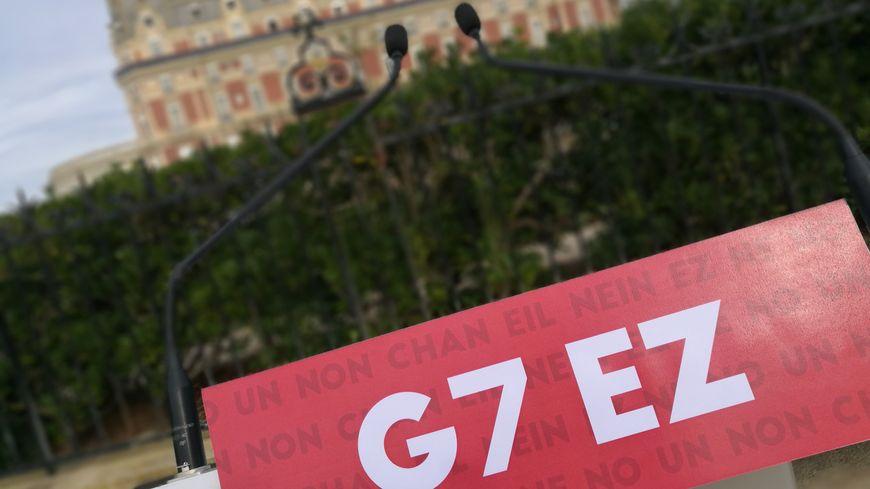 Le G7 se tiendra à Biarritz du 24 au 26 août. Les anti G7 se mobiliseront pendant 8 jours : du 19 au 26 août prochains.