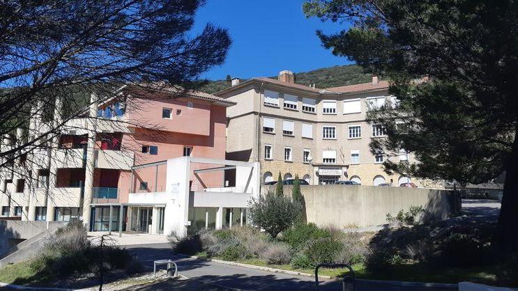 Le centre hospitalier Roquefraîche de Lauris