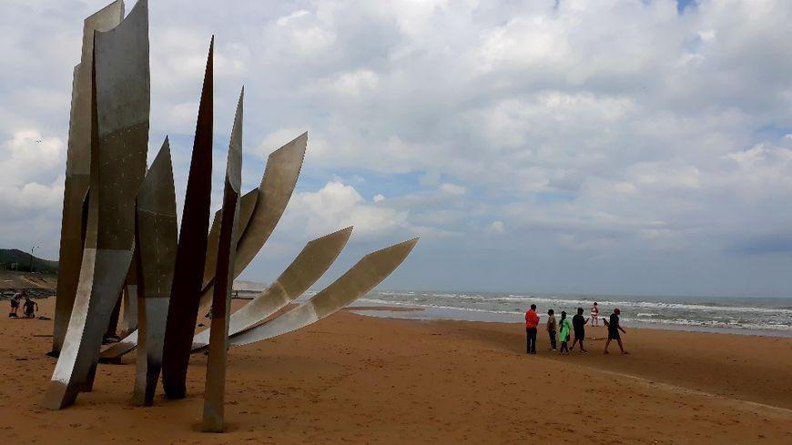 Omaha Beach attendra pour être classée au patrimoine mondial de l'UNESCO