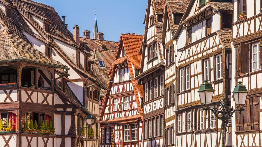 Le site des Maisons de Strasbourg