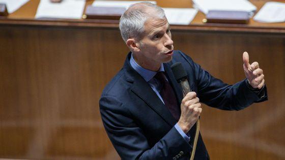 Franck Riester, séance de questions au gouvernement le 23 octobre 2019