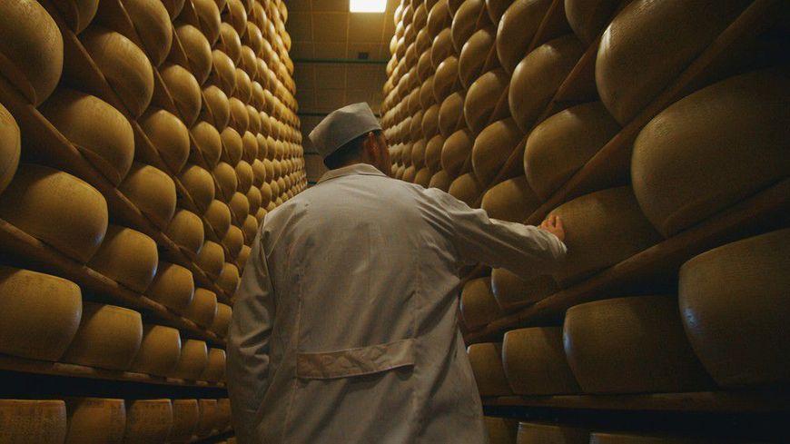 Lactalis engloutit du parmesan (Photo d'Illustration)