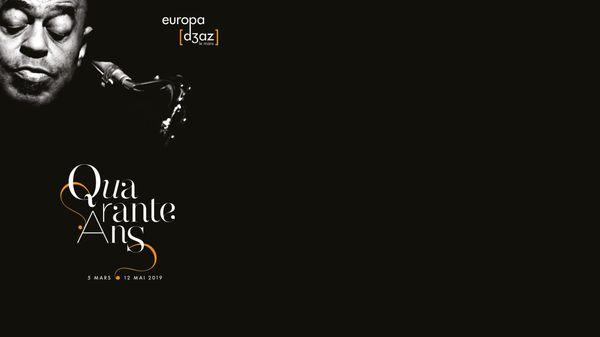 En direct de l'Europajazz Festival du Mans, avec Michel Portal, Lionel Loueke et Benjamin Flament