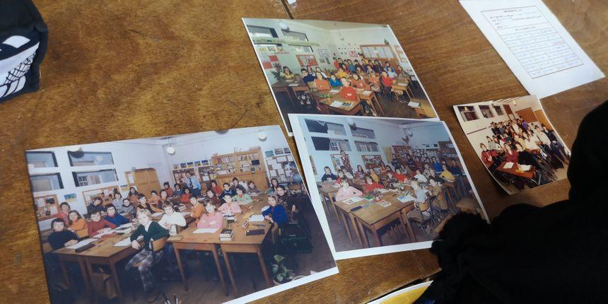Des photos de classe pour raviver la mémoire