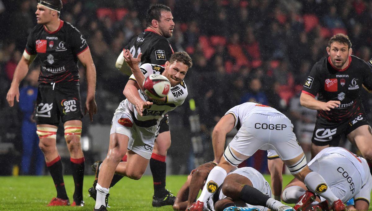 Rugby : Le Stade Rochelais échoue face à Lyon (29-19)
