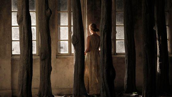 Barbara Hannigan dans ''Written on Skin'' (George Benjamin) / Festival d'Aix-en-Provence 2012