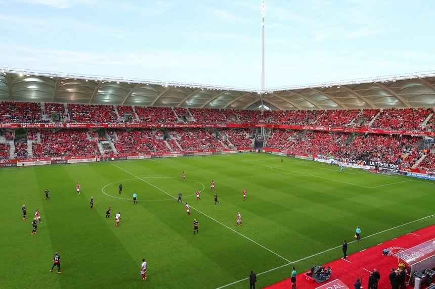 Le club rémois va investir 25 millions d'euros pour moderniser le Stade Delaune.