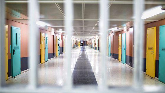 Les détenus ont pu voter cette semaine au sein des prisons