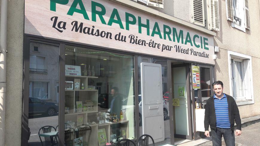 La parapharmacie CBD bio à Châtenois