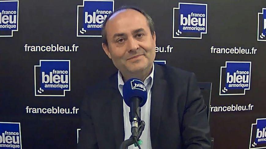 Yves Sutter, directeur général de Cinéville