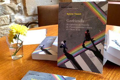 """""""Gayfriendly"""" de Sylvie Tissot (publié en oct. 2018, éditions Broché)."""