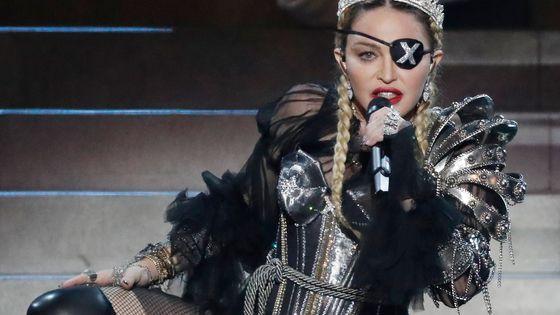 Madonna sur la scène de l'Eurovision à Tel-Aviv ce samedi