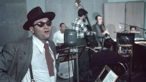 Un billet dans le cornet : le jazz et les gangsters
