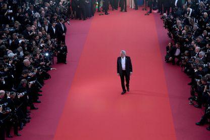 Alain Delon sur la Croisette